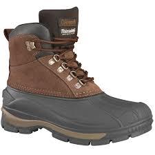 coleman men u0027s glacier mid lace up shell boots