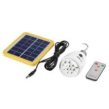 rechargeable solar panel charged l 12leds 3w 150lm emergency