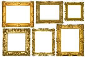 cadres anciens pas cher cadres avec cadre pour toile pas cher flanelle or tableau et