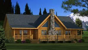 The Adair: Log Cabin Kit - Plans & Information