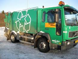 Volvo FL6 Komprimatorbil / Renovationsbil / Garbage Truck For Sale ...