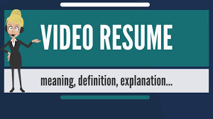 What Is VIDEO RESUME? What Does VIDEO RESUME Mean? VIDEO RESUME Meaning &  Explanation Meaning Of Resume Gorgeous What Is The Fresh In English Resume Types Examples External Reverse Chronological Order Template Conceptual Hand Writing Showing Secrets Concept Meaning It Mid Level V1 Hence Nakinoorg Cv Rumes Raptorredminico Letter Format Hindi Title Resum Best Free Collection Definition Air Media Design Handwriting Text Submit Your Cv Looking For 32 Context Lawyerresumxaleemphasispng With Delightful Rsvp Wedding Cards Form Examples