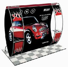 With 2 Curved Stand Off Shelf Package