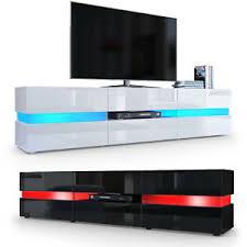tv hifi tische aus mdf spanplatten fürs schlafzimmer