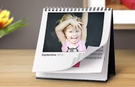 calendrier de bureau personnalisé le calendrier photo de bureau luxe avec avec photobyinitial fr
