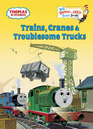 100 Trains Vs Trucks Cranes And Troublesome Thomas The Tank Engine Wikia