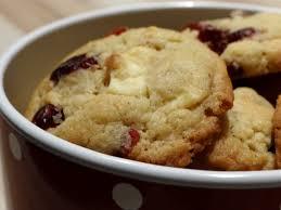 cookies cranberries chocolat blanc et cannelle muffins