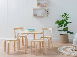 Mocka Hudson Kids Table And Chairs | Children's Furniture
