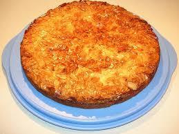 mandel quark kuchen