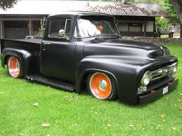 56-ford-truck-f100-steve-stillwell-4 - Total Cost Involved 1973 Ford F100 Prunner Instagram Spotlight Fordtruckscom 195777 Truck 7 Single Pwr Brake Booster Master Cylinder 1956 Pickup Hot Rod Network 392 Hemi Barnstormer 1947 Sleeper Bring A Trailer Indy 500 Rarity 1979 Official Replica 1955 Street Ringbrothers Bring Restomod To Sema 1966 For Sale On Classiccarscom Calling All Owners Of 61 68 Trucks 53 Kindig It Pin By David Farrell Flatbeds Pinterest Presented As Lot T26 At Anaheim Ca Blue