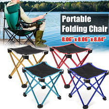 ZANLURE Lightweight Aluminum Folding Fishing Chair Stool Seat For ... Amazoncom Yunhigh Mini Portable Folding Stool Alinum Fishing Outdoor Chair Pnic Bbq Alinium Seat Outad Heavy Duty Camp Holds 330lbs A Fh Camping Leisure Tables Studio Directors World Chairs Lweight Au Dropshipping For Chanodug Oxford Cloth Bpack With Cup And Rod Holder Adults Outside For Two Side Table