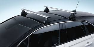 opel crossland x barres de toit accessories