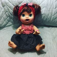 Baby Alive Doll Girl Clothes