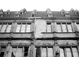 chambre des commerce strasbourg ancien hôtel de ville dit neue bau actuellement hôtel de la chambre