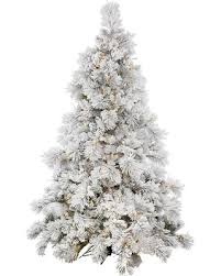 5ft Pre Lit Christmas Tree Sale by Great Deals On 6 5ft Pre Lit Artificial Christmas Tree White