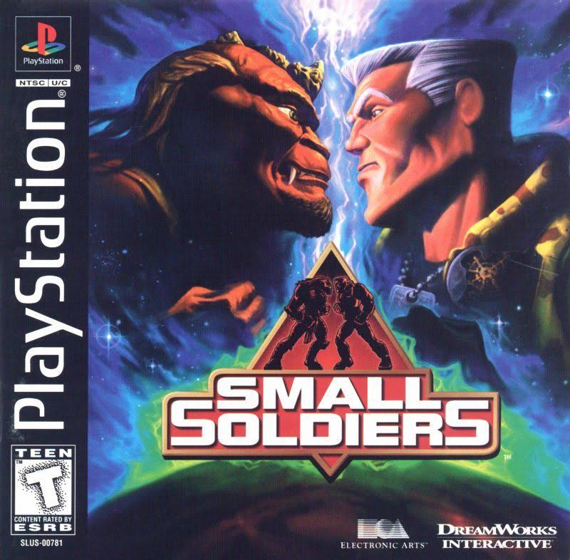 Small Soldiers - PlayStation 1