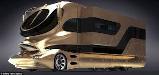 Not Your Average Caravan The Worlds Most Expensive Motorhome Has Gone On Sale In Dubai