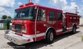 1999 Emergency One Pumper Fire Truck | Item DD7846 | SOLD! A... Car Lots In Kansas City Best Of Used Vehicles For Sale Lawrence The Volkswagen Golf And R Olathe Ks 2005 Freightliner Fld12064tclassic Sale In City Mo By 2002 Fld13264tclassic Xl Box Trucks For Cars Auto Exchange 50 Pickup Truck Savings From 3559 Merriam Hawk Automotive Transwest Trailer Rv Of 1999 Emergency One Pumper Fire Truck Item Dd7846 Sold A 2016 Freightliner Scadia 125 Evolution Sleeper For Sale 10867