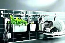 id rangement cuisine barre support cuisine barre de rangement cuisine barre support