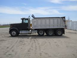 12 Yard Dump Truck - MRL Crane Service & Equipment Rental