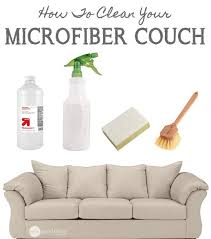 How To Get Smell Out Sofa 25 unique cleaning microfiber couch ideas on pinterest u shaped sectional sofa
