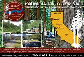 Giant Redwoods RV Camp