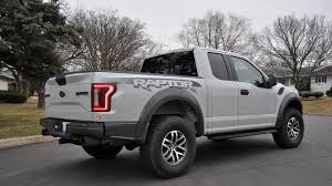 100 Big Bad Trucks Living With The 2017 Ford F150 Raptor The Good And The Bad