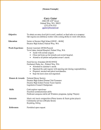 Resume Samples For Healthcare Jobs