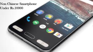 5 Non Chinese Smartphone under Rs in India 2017