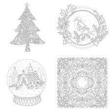 Johanna Basford Mini Colouring Book Giving Donations To Marys Meals Charity In 2015