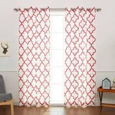 Joss And Main Curtains by Geometric Curtains U0026 Drapes Joss U0026 Main