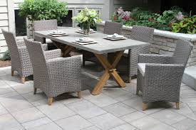 Teak & Driftwood Grey Wicker Dining Chair With Sunbrella ... Wicker Ding Room Chairs Sale House Room Marq 5 Piece Set In Brick Brown With By Mfix Fniture Durham Outdoor 7 Acacia Wood Christopher Knight Home Invite Friends And Family To Your Outdoor Ding Space Round Kitchen Table With It Would Be Nice If Solid Bermuda Pc Side Model 1421set1 South Sea Rattan A Synthetic Rattan Outdoor Ding Table And Six Chairs 4 High Back 18 Months Old Lincoln Lincolnshire Gumtree Amazoncom Direct Pieces Allweather Sahara 10 Seat Teak Top Kai Setting