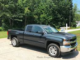 100 4x4 Chevy Trucks For Sale 2018 Used Chevrolet Silverado 1500 4WD Double Cab 1435 LT W1LT At