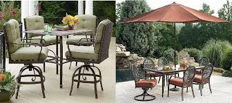 Fantastic Balcony Height Patio Table Bistro Sets Patio Dining