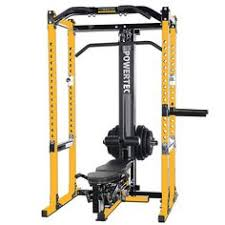 Power Rack Powertec for Sports Power Rack Powertec
