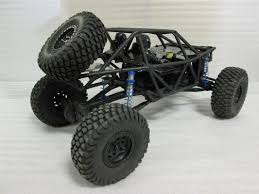 100 Semi Truck Spare Tire Carrier AMF Racing Axial Bomber RR10 Aluminum Relocation Kit
