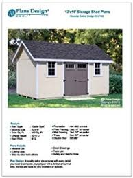 12x16 Shed Plans Material List by 12x16 Shed Plans How To Build Guide Step By Step Garden