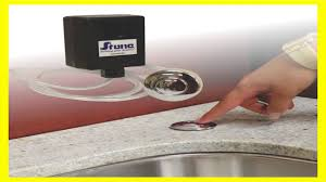 Insinkerator Sink Top Switch Troubleshooting by Garbage Disposer Air Switch Kit For Insinkerator Evolution Youtube