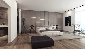Bathroom Grey Bedroom With Glass Wall Lighting Panels Wooden Gallery Including Flooring Designs Images