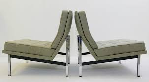 Pair Of Parallel Bar Lounge Chairs By F. Knoll, 1959s - New ... Cool Lounge Fniture Outdoor Modular Bar Lounge Fniture Milo Baughman Style Cy Mann Mid Century Modern Flat Chrome Chairs Pair Of Vertical Hippy Chair And Stool Model Max 1 Bedroom Uk Rmjoy Of Parallel By F Knoll 1959s New Rattan Garden Bar Set Vita Rattan Table And Chairs For Balcony Or Terrace Dark Brown By 1970s Vintage A Rio De Janeiro Brazil March 17 2019 Poolside Living Room Inspirational Thayer Coggin
