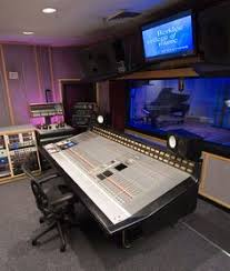 Recording Studio Wallpaper