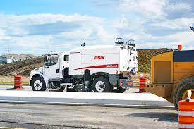 100 Wolfpack Trucking Elgin Sweeper Company