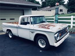 100 67 Dodge Truck 19 Sweptline For Sale ClassicCarscom CC1097772