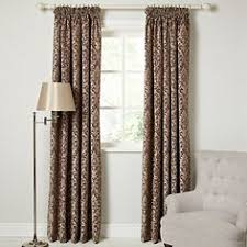 Lined Curtains John Lewis by Buy John Lewis Kensington Lined Pencil Pleat Curtains Red Online
