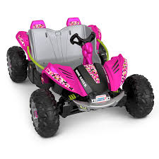 100 Truck Power Wheels Amazoncom Dune Racer Pixelated Pink Toys Games