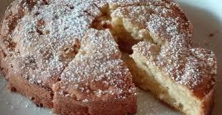 schnell gerührter apfelkuchen für eine springform mit 20cm durchmesser