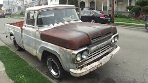 1960 Ford F100 Pickup Truck FOR SALE 5/16 - YouTube What Ever Happened To The Long Bed Stepside Pickup 1960 Ford F100 Short Bed Pick Up For Sale Custom Cab Trucks 1959 1962 Vintage Truck Based Camper Trailers From Oldtrailercom Shanes Car Parts Wanted Crew Cab 1960s Through 79 F250 F350 Enthusiasts F100patrick K Lmc Life 44 Why Nows Time Invest In A Bloomberg Hemmings Motor News Products I Love
