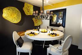 Ingenious Wall Art Adds Bright Splashes Of Yellow