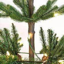 6ft Artificial Christmas Tree by 6ft Pre Lit Green Real Imperial Spruce Artificial Christmas Tree