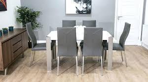 Nice Dining Chairs White Kitchen Round Farmhouse